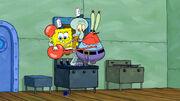 SpongeBob episode clip - Eek! An Urchin