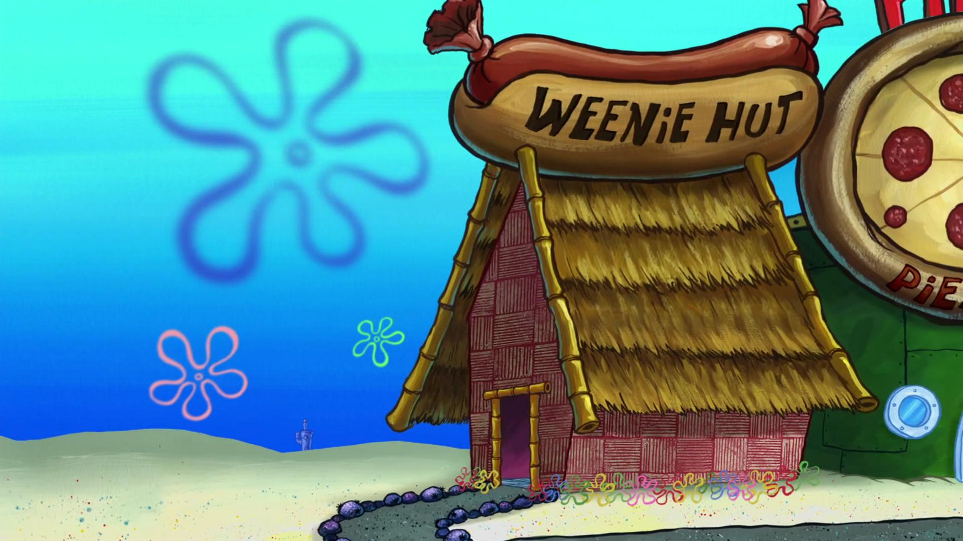 His first massive weenie