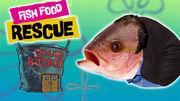 Fish Food Rescue The Krusty Krab