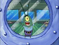 Mr. Plankton.