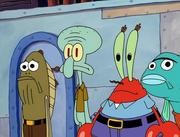 Sandy, SpongeBob, and the Worm 037