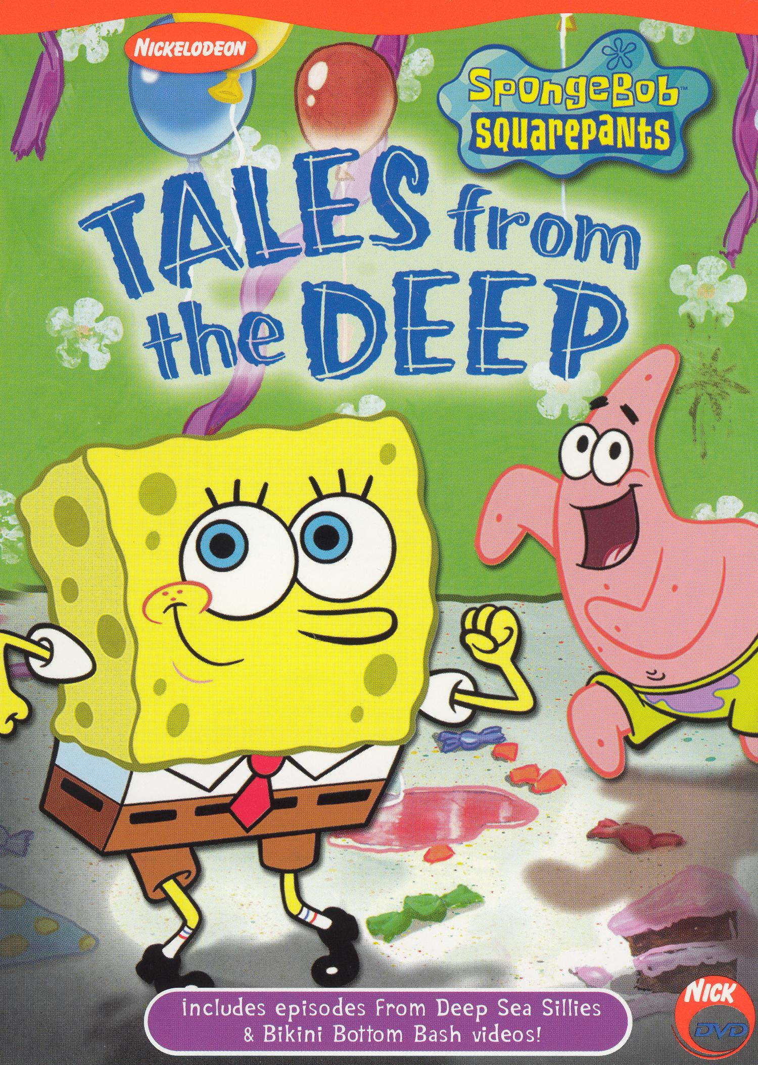 File:SpongeBob DVD - Tales From The Deep.jpg