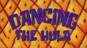 SpongeBob Music Dancing the Hula