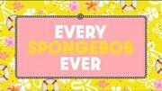 """""""Every SpongeBob ever"""" bumper 4 - Nicktoons"""
