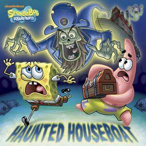 Haunted Houseboat book