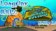SpongeBob SquarePants Battle for Bikini Bottom - Full PlayStation 2 walkthrough