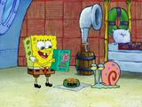 SpongeBob's alarm clock/gallery/The Monster Who Came to Bikini Bottom