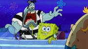 SpongeBob SquarePants Mrs Puff in The Getaway-30