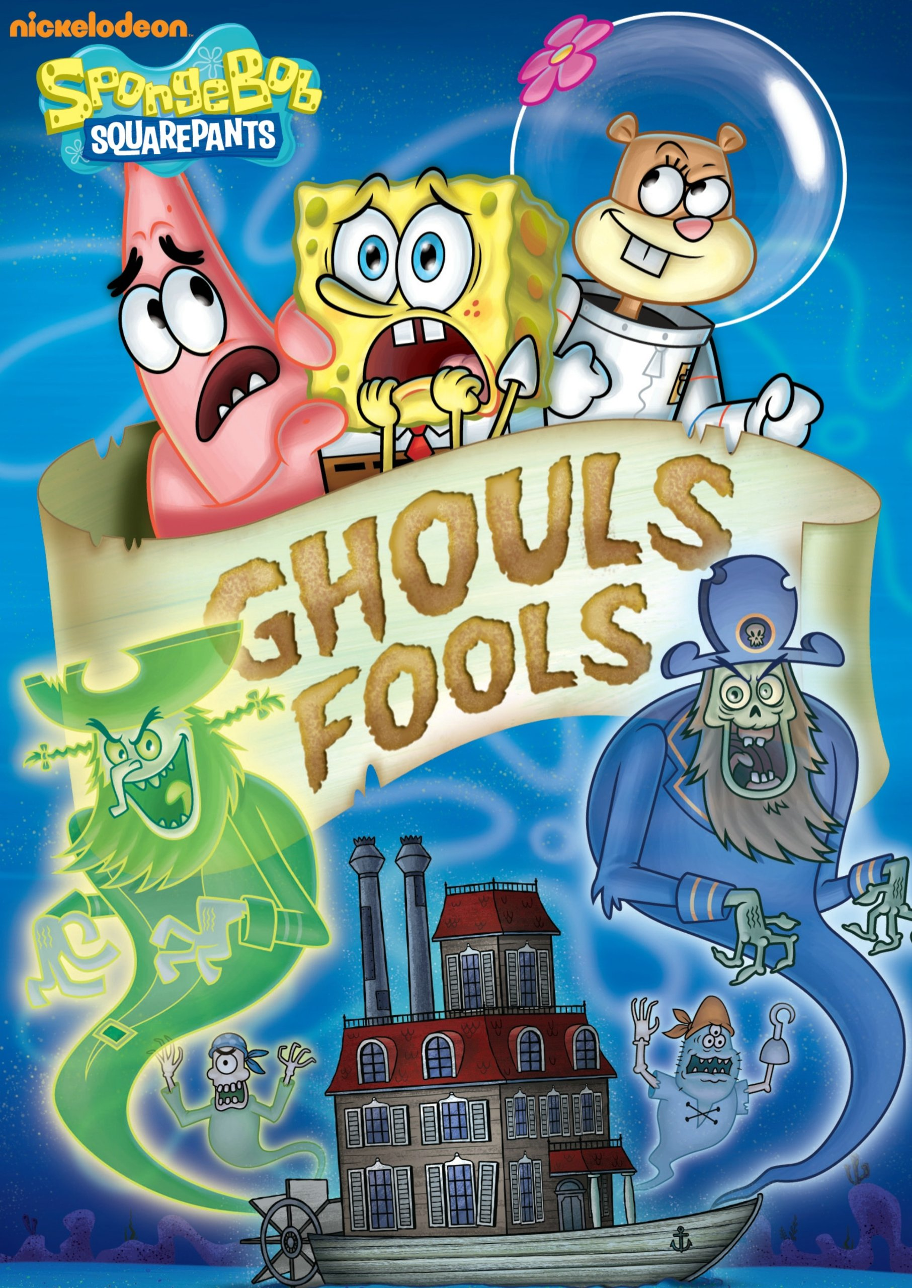 ghouls fools | encyclopedia spongebobia | fandom poweredwikia