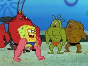 MuscleBob BuffPants 086