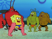 MuscleBob BuffPants 086