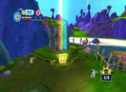 STOS Rainbow Invincibility