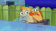 SpongeBob SquarePants Mrs Puff in The Getaway-8