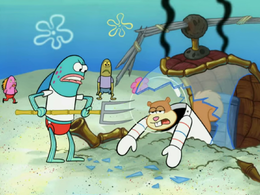 SpongeBob SquarePants vs. The Big One 395