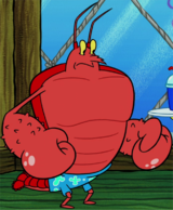 Larry the Lobster