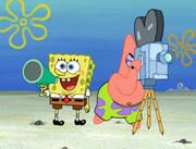 Mermaid Man & Barnacle Boy VI The Motion Picture 099