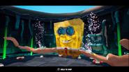 Spongebot SteelPants Muscles Deflated in Rehydrated