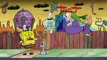 256a SpongeBob-Thaddäus