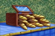 Spout bread