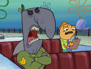 Mrs. Puff, You're Fired 134