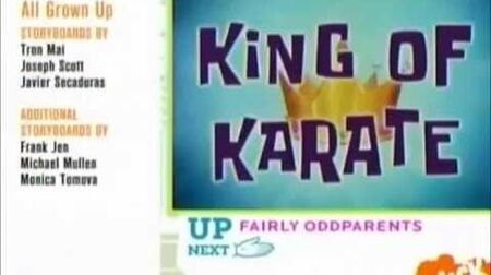 Nickelodeon Split Screen Credits (May 7, 2006)