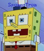 SpongeTron SquarePants