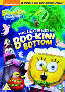 The Legend of Boo-Kini Bottom UK DVD