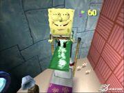 3d Spongebob (Battle For Bikini Bottom)2