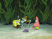 Club SpongeBob 100