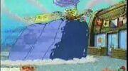 SpongeBob Pizza Delivery Cut Ending