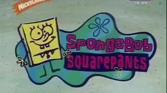 SpongeBob intro Serbian