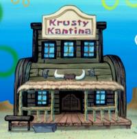 The Krusty Kantina