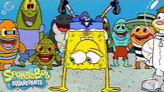 When SpongeBob Ripped his Pants! 👖 TuesdayTunes