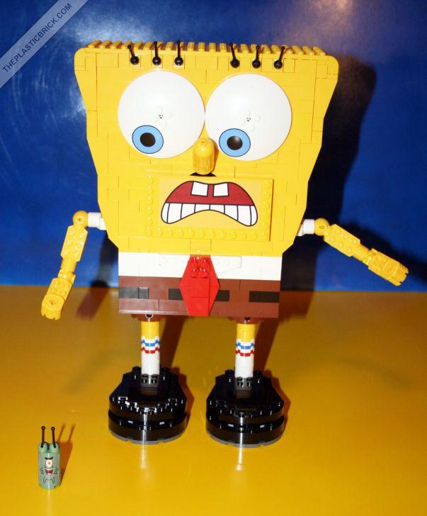 Build A Bob 3826 Encyclopedia Spongebobia Fandom Powered By Wikia