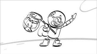 Feral Friends Rough Storyboard