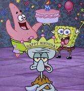 Happy Birthday, Squidward!/gallery | Encyclopedia