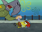 Mrs. Puff, You're Fired 119