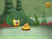 SpongeGar in Game Frenzy