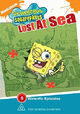 SpongeBob Lost at Sea Australian DVD