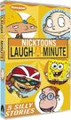 Nicktoons Laugh-a-Minute DVD cover
