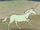 Sand unicorn