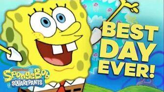 SpongeBob's Best Day EVER 🎉 in 5 Minutes! SpongeBobSaturdays