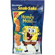 SpongeBob Honey Maid crackers