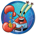 SpongeBob SquarePants Mr Krabs Porthole