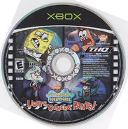 Spongebob-Squarepants-Lights-Camera-Pants Xbox-2