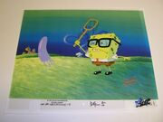 Spongebob-squarepants-production-cel 1 52117158f42f5a8f939060bad4cfc8f4