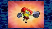 The Spongebob Squarepants Movie Video Game (Spongebob Spin upgrade)