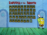 Employee of the Month 063