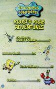 Krusty Krab Adventures contents