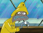 Sandy, SpongeBob, and the Worm 042